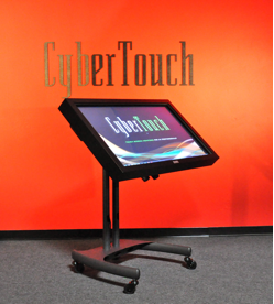 CyberTouch Announces MultiTouch Table