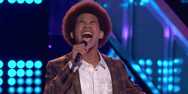 The Voice: How Cam Anthony Made John Legend Jealous With His 'Feeling Good' Performance