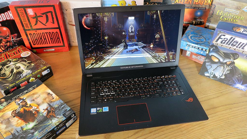 asus rog strix gl753vd gaming laptop review the perfect