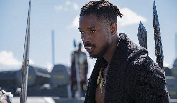 Killmonger Michael B. Jordan Black Panther Marvel