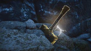 Assassin's Creed Valhalla Thor Mjolnir armor