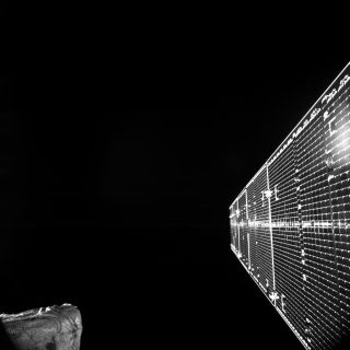 BepiColombo Mission First Image