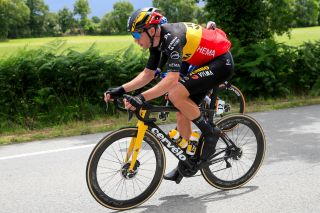 Tour de France 2021 108th Edition 3rd stage Lorient Pontivy 1829 km 28062021 Wout Van Aert BEL Jumbo Visma photo Luca BettiniBettiniPhoto2021