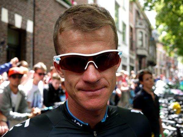 Michael Rogers, Tour de France 2012