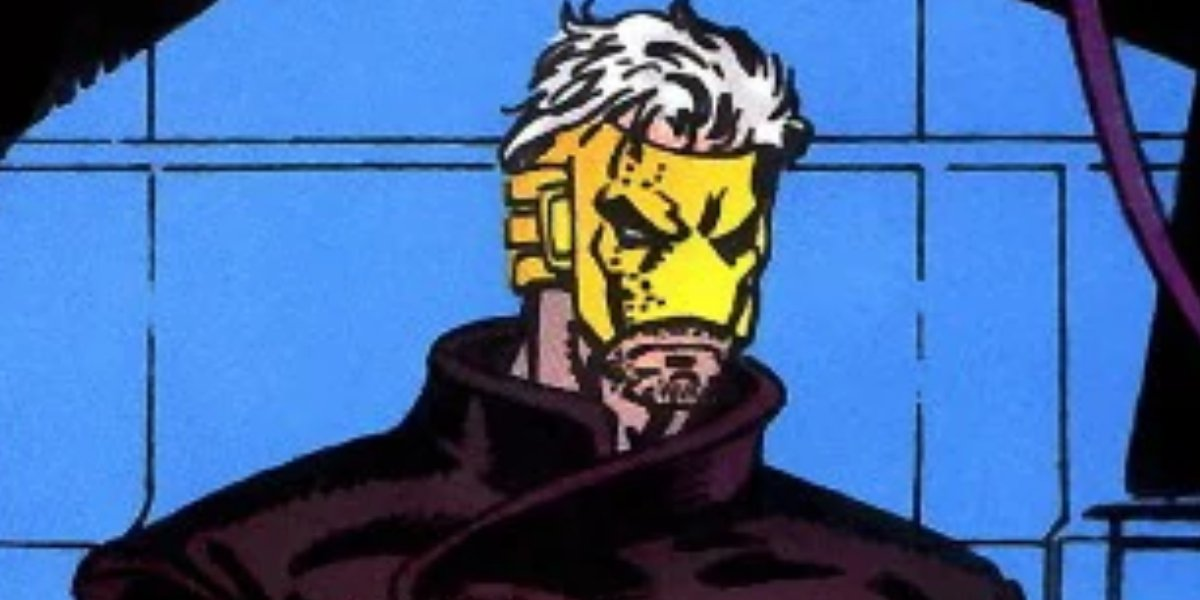 The Driver from Marvel Comics
