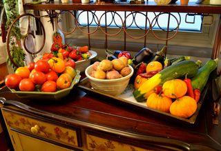 veggies, vegetables, bright colors, health, diet