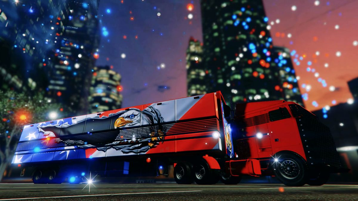 GTA Online Independence Day 2019 – Fourth of July Week