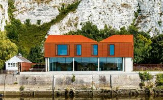 An Amazing Riverside Self Build on a Brownfield Plot
