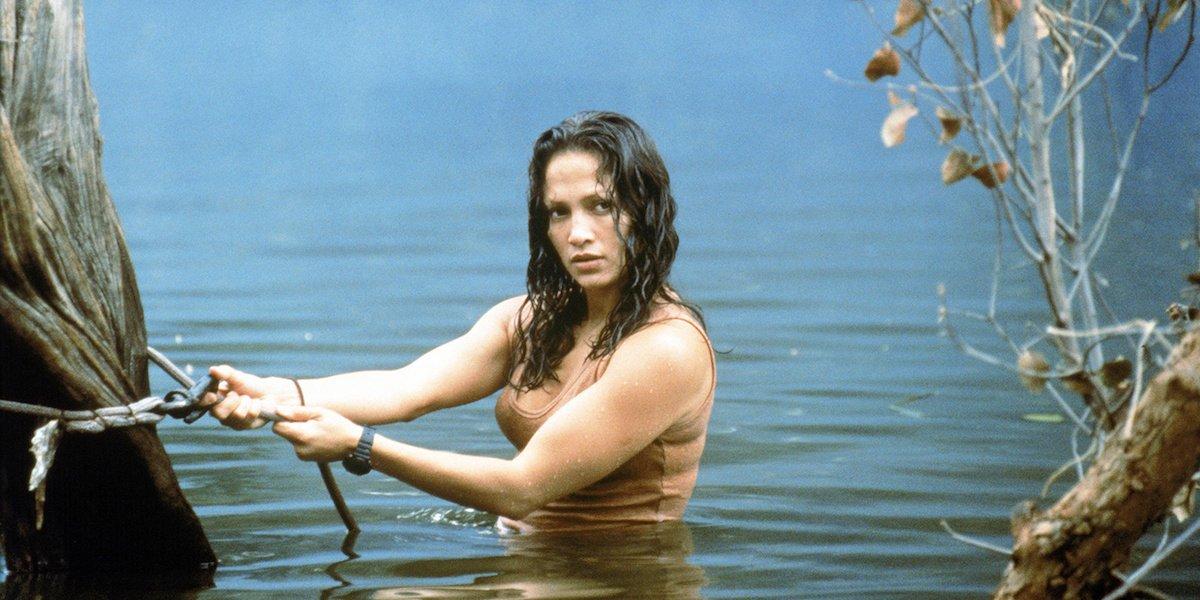 Jennifer Lopez in Anaconda