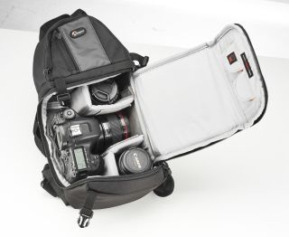 Free Lowepro backpack worth £100 with any photo mag subscription | Digital Camera World