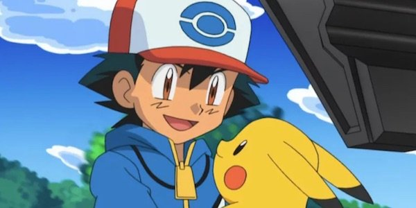 Ash Ketchum and Pikachu in the Anime