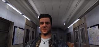 Max Payne AI Upscale mod