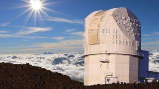 The Daniel K. Inouye Solar Telescope is just one of the responsibilities for the NSF's David Boboltz.