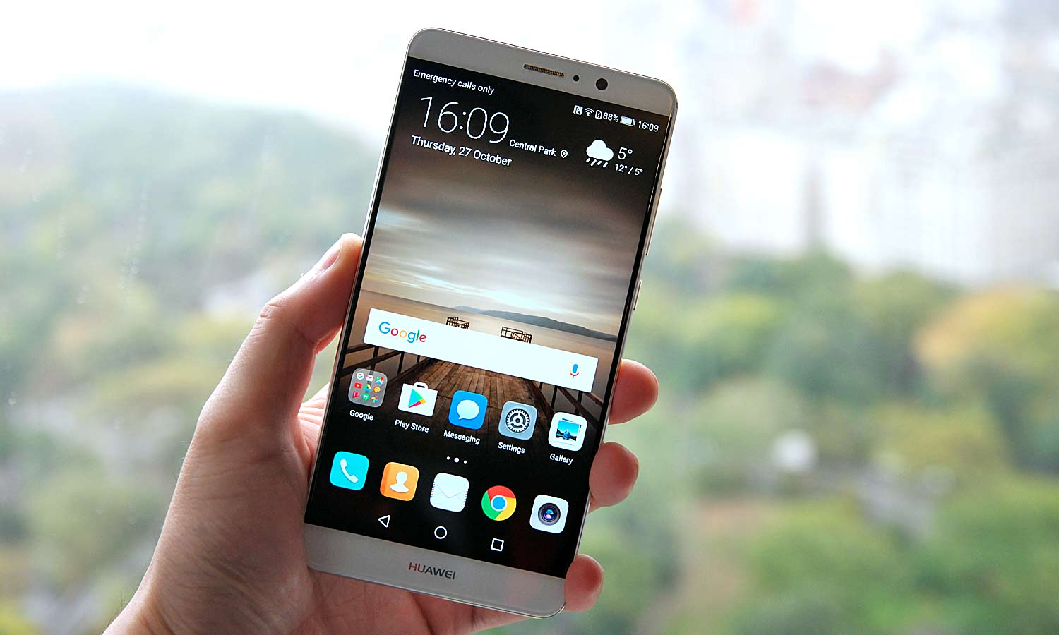 Huawei Mate 9 Is a 5 9-Inch Beast That Won't Slow Down | Tom's Guide