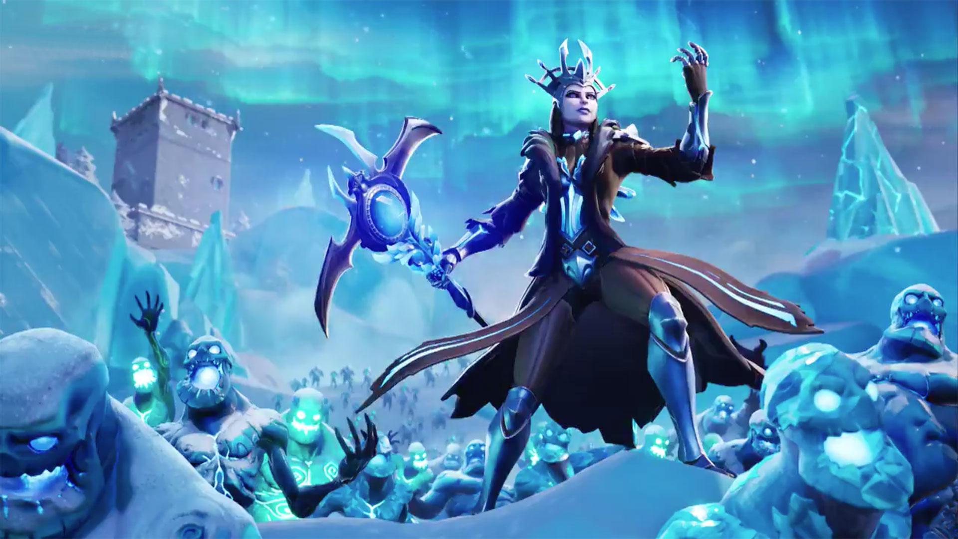 Fortnite Ice Storm Challenges Guide Gamesradar