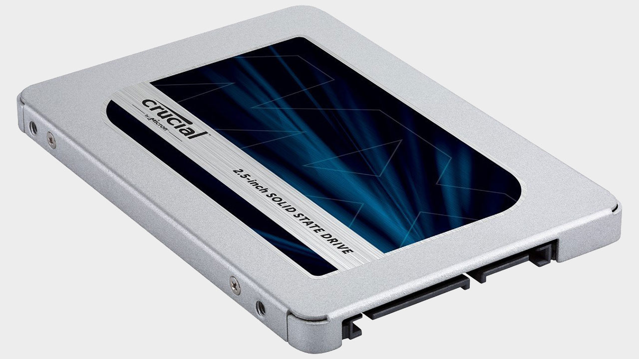 Crucial's 2TB MX500 SSD is £209 today, its lowest price ever | PC Gamer