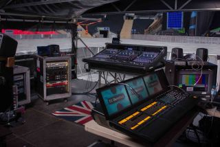 JoeCo BLACKBOX Captures Ed Sheeran at Wembley Stadium