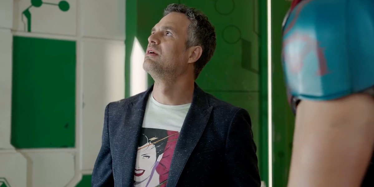 Mark Ruffalo as Bruce Banner in Thor: Ragnarok