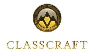 Classcraft logo in gold