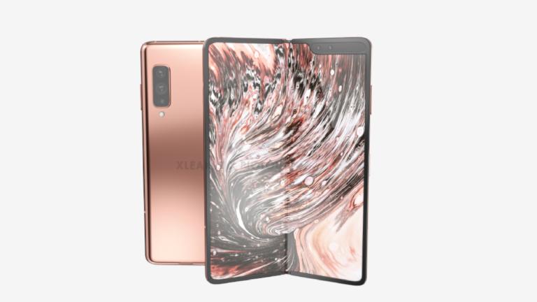 Galaxy Z Fold 2 concept