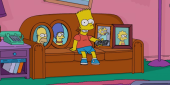 Watch A Teenage Simpsons Fan Lose His Mind Meeting The Voice Of Bart Simpson