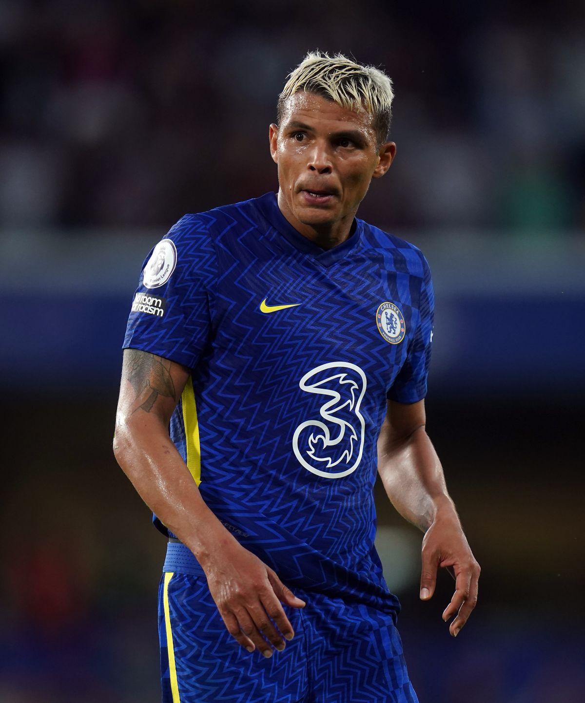 Thomas Tuchel says age is not key factor in Thiago Silva's future