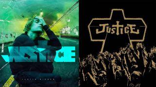 Justin Bieber Justice logo