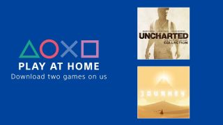 Sony PS4 Stay At Home initiative
