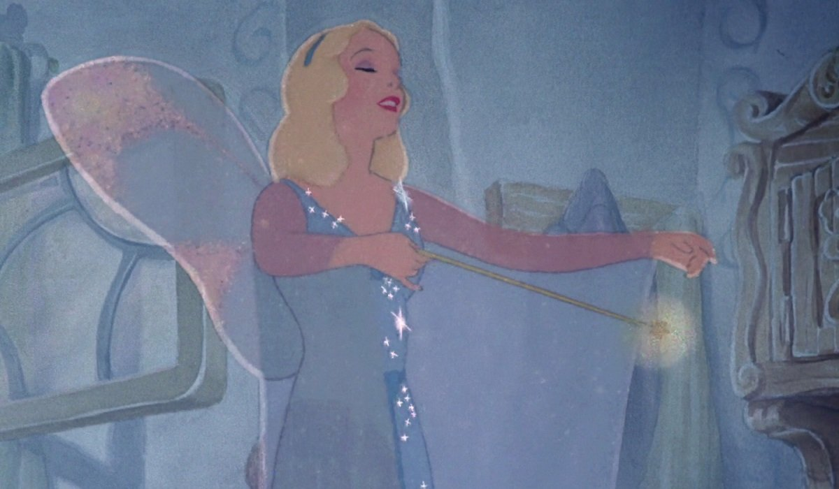 The Blue Fairy Pinnochio