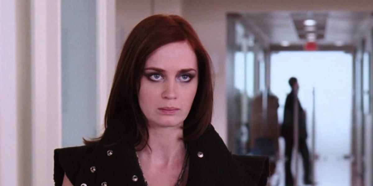 Emily Blunt in The Devil Wears Prada