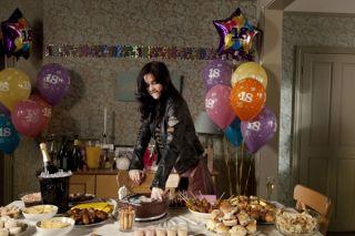 Lauren ruins her own birthday!