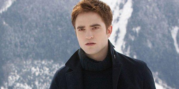 Robert Pattinson in Twilight Reunion