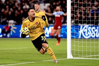 Gabriel Martinelli enjoyed a fine start to his Arsenal career before suffering a knee injury.