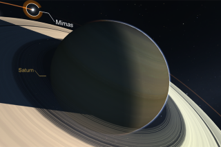 Saturn in Star Chart for VR