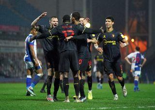 Blackburn Rovers v Watford – Sky Bet Championship – Ewood Park