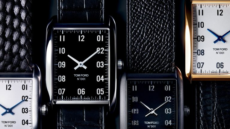 Tom Ford's frist watch is an instant classic