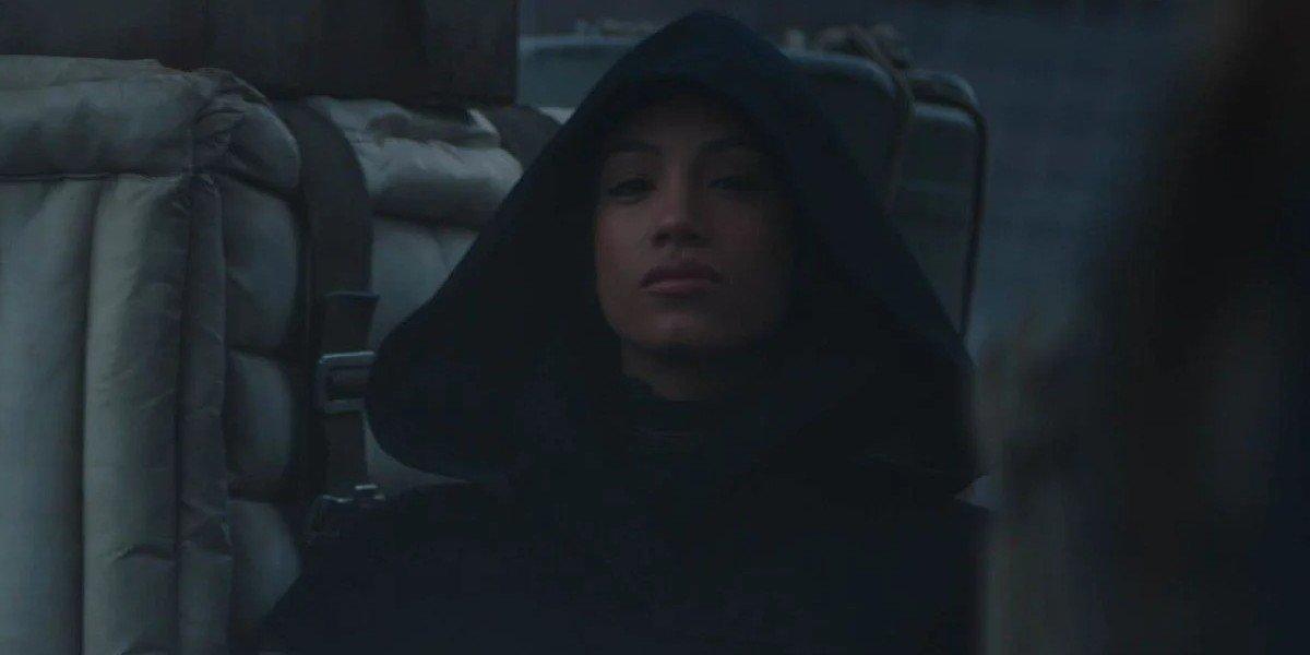 Sasha Banks on The Mandalorian (2020)