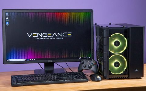 Corsair Vengeance 5180 Gaming PC: Full Review and Benchmarks