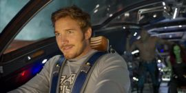 Chris Pratt Seemingly Wrapped Thor: Love And Thunder Just In Time For Another Important Family Event
