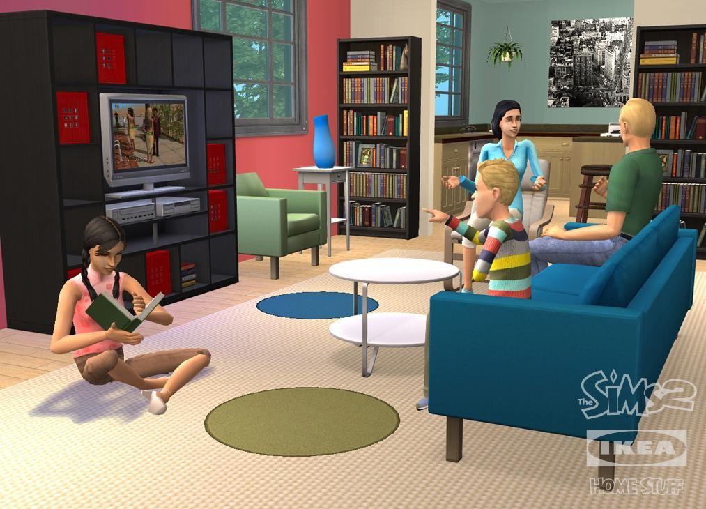 The Sims 2 Ikea Home Stuff Review Gamesradar