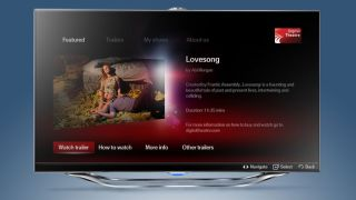 Samsung launches Smart TV theatre VOD app