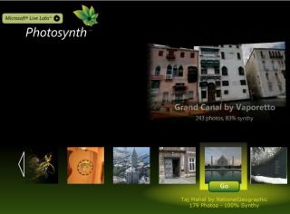 Photosynth for businesses launched today