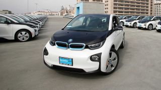The Lapd Is Leasing 100 Bmw I3 Ev