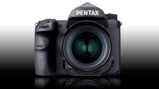 Pentax full-frame D-SLR