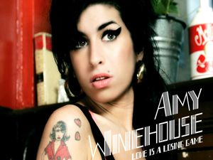 Amy Winehouse: in the market for a new guitar.