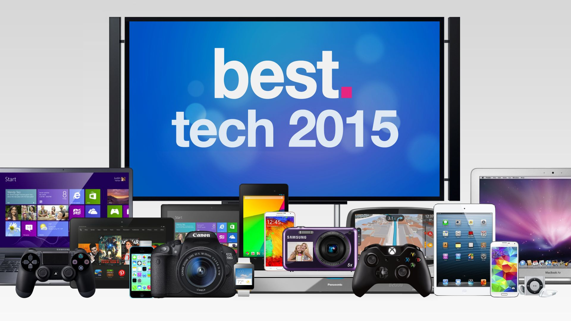 Best Gadgets 2015: the ultimate tech buying guide | TechRadar