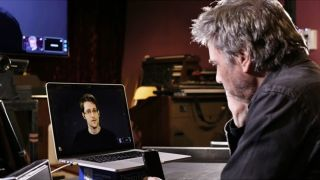 Jean-Michel Jarre and Edward Snowden talk compression settings.