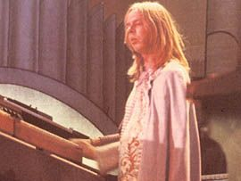 Rick Wakeman had a cloak of a rather different sort