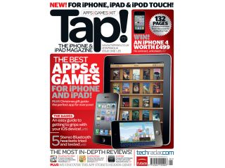 Tap! Magazine - on sale now