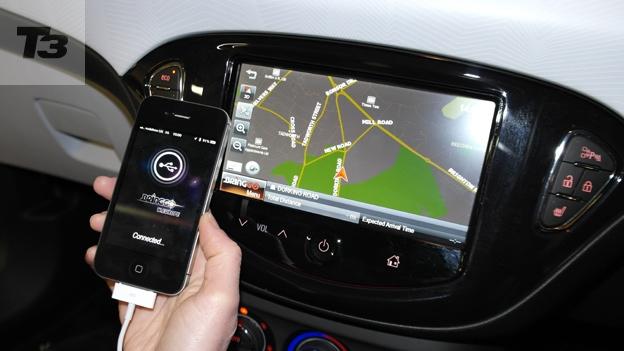 Vauxhall showcases iPhone Sat Nav app BringGo | T3